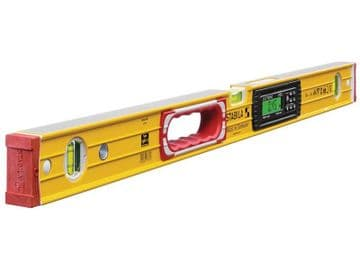 196-2 Electronic Spirit Level IP65 3 Vial 17671 80cm